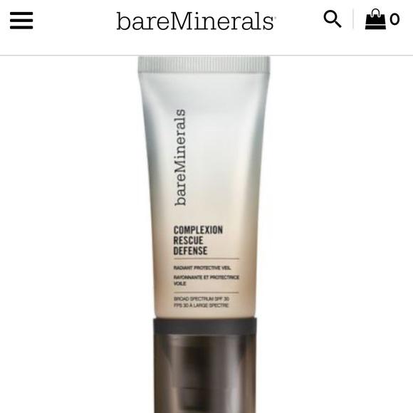 bareMinerals Other - bare minerals Complexion Rescue Defense SPF30